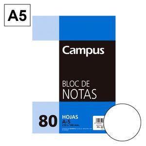 CAMPUS BLOC NOTAS A5 80H 60GR PERFORD LISO 604222-44- MAK001113