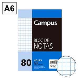CAMPUS BLOC NOTAS A6 80H 60GR PERFORD CN 4MM 604203-25- MAK001114