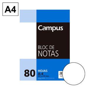 CAMPUS BLOC NOTAS A4 80H 60GR PERFORD LISO 604260-35- MAK001117