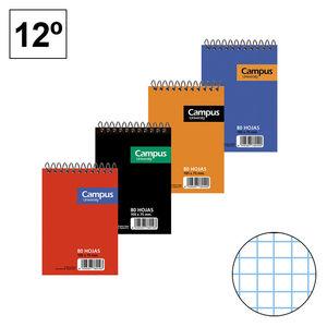 CAMPUS BLOC 12º 80H T.BASICA APAIS.60G CN4MM 001138-28- MAK001138