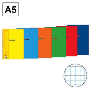 CAMPUS BLOC A5 80/H T.BASICA 60G CN 4MM 001143-19- MAK001143