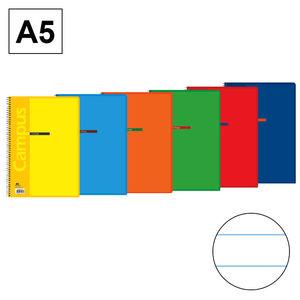 CAMPUS BLOC A5 80/H T.BASICA 60G HN. 001144-20- MAK001144