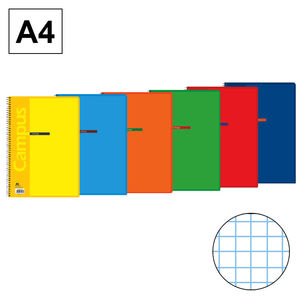 CAMPUS BLOC A4 80/H T.BASICA 60G CN 4MM 1149-9- MAK001149