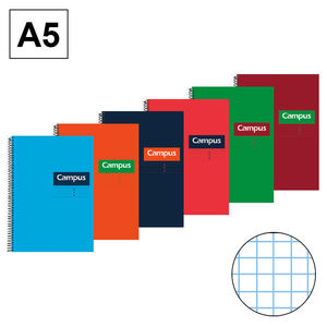 CAMPUS BLOC A5 80/H T.DURA 70GR CN 4MM -14- MAK001156