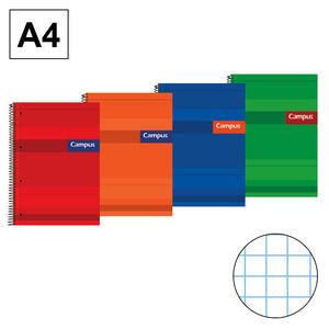 CAMPUS BLOC A4 160/H T.EXTD 70GR CN 5MM PERF 1172-37 MAK001172