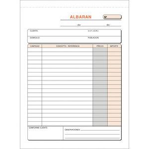 CAMPUS TALONARIO MK ALBARAN 4º NAT.DUPLICADO T120 MAK001397