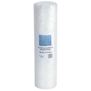 MAKROPAPER PLASTICO BURBUJAS 0,50 X 3M EM700 0,50*3 MAK001492