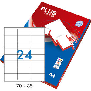 CAMPUS ETIQUETAS PLUS A4 70X35 100H 10675 MAK001536