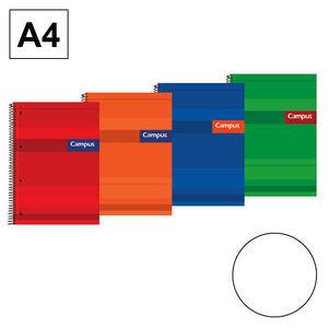 CAMPUS BLOC A4 160/H T.EXTD 70GR LISO PERFOR 604089-48- MAK001594