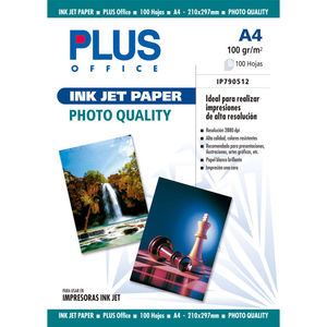CAMPUS PAPEL PHOTO PLUS A4 2880DPI 100G 100H IP790512 MAK001648