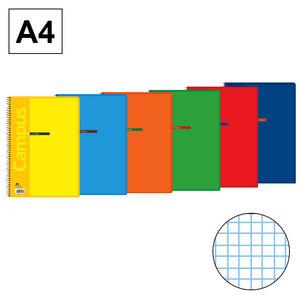 CAMPUS BLOC A4 80/H T.BASICA 60G CN 3MM 20803-51- MAK001901