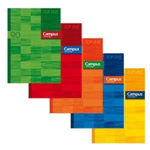 CAMPUS LIBRETA A5 GRAP 48H 90GR CN6MM 48H A5 90G6X6 MAK002159