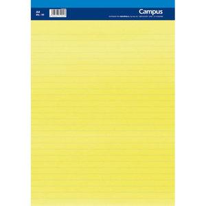 CAMPUS BLOC NOTAS A4 50H 60G HN PERF.AMARILL 002181 MAK002181