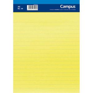 CAMPUS BLOC NOTAS A5 50H 60G HN PERF.AMARILL 002182 MAK002182