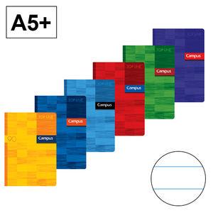 CAMPUS LIBRETA A5+ GRAPADA 48H 90GR HN 002203-53 MAK002203