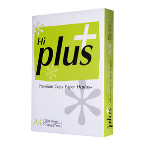 PLUS OFFICE PAPEL HI-PLUS A4 75GR 500H BLANCO HI PLUS 75GR MAK002221