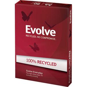 PLUS OFFICE PAPEL EVOLVE A4 80GR 500H BLANCO EV 80G A4/500 MAK002266