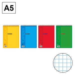 CAMPUS BLOC A5 80/H T.BASICA 60G CN 4MM APAI 002329 MAK002329