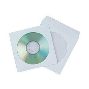 SOBRE CD C/VENTANA 125X125 BLANCO/50U 0738035.2 MAK002531