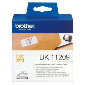 ETIQUETAS BROTHER QL 29X62 800U DK11209 MAK002823