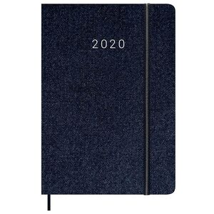 AGENDA 20 CAMPUS 140X200 SV DENIM AZO
