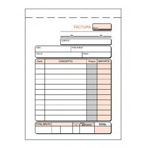 PLUS OFFICE TALONARIO MK FACTURA 8º NAT.TRIPLIC. T70 MAK028926