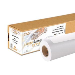 FILA PAPEL PLOTTER 914X50 OPACO INKJT 90G 200062207 MAK028995