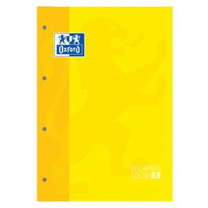 OXFORD RECAMBIO OXFORD A4 80H CN5 AMARILLO 100103583 MAK029116