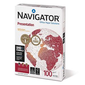 PAPEL NAVIGATOR A4 100GR 500H BLANCO 029229