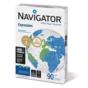 PAPEL NAVIGATOR A4 90GR 500H BLANCO 029993