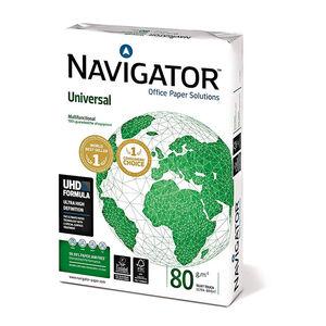 NAVIGATOR UNIVERAL A3 500H PAPEL 80GR BLANCO MAK029997