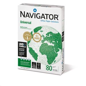 NAVIGATOR PAPEL A4 80GR 500H BLANCO 029998