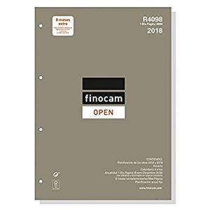MULTIFIN RECAMBIO FINOCA.OPEN D/P R4098 711650019 MAK035078