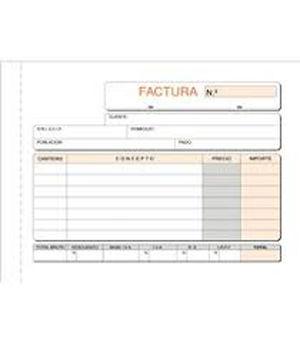 PLUS OFFICE TALONARIO 8 FACTURA APDO. T45 T45 MAK035116