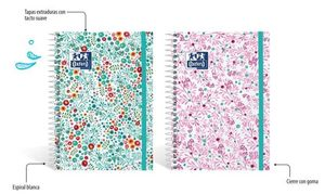 OXFORD AGENDA ESCOLAR OXFORD 8º BLOOM DP 10735996 MAK035653