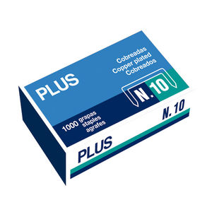 CAMPUS GRAPAS PLUS N-10 CAJA 1000U 400542 MAK040085