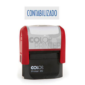 COLOP SELLO COMERCIAL COLOP CONTABILIAZ.AZU 151712/141684 MAK040130