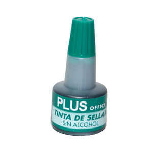CAMPUS TINTA TAMPON PLUS 30 ML VERDE 406299 MAK040161