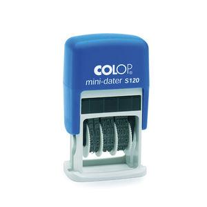 COLOP FECHADOR AUTOMATICO MINIDATER S120 104789 MAK040614