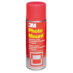 3M MMM PEGAMENTO SPRAY 3M PERMANENTE PHOTOMO PHOTO MOUNT MAK069495