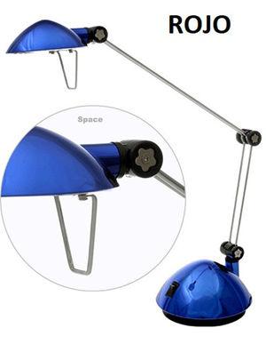 ARCHIVO 2000 LAMPARA HALOGENA SPACE 5040 ROJO 5010062 MAK069661
