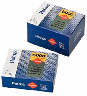 ESSELTE GRAPAS PETRUS CAJA 1200-530/04 77512 MAK075007