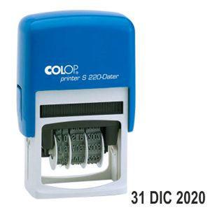 COLOP FECHADOR 4MM AUTOM. S-220 105462 MAK075078