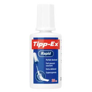 BIC CORRECTOR FRASCO TIPP-EX 20ML ESPONJA 8859922 MAK080007