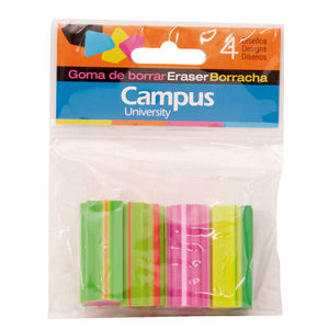 CAMPUS GOMA BORRAR CAMPUS FANTASIA /4UD ERA-L02(B)4PC MAK080868