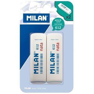 MILAN GOMA DE BORRAR MILAN 612 BLISTER/2UND BPM9208 MAK120066