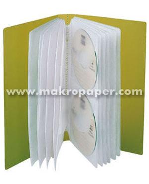 CAMPUS ESTUCHE SWING PORTA-CD PLASTICO 48U 0017831 MAK130069