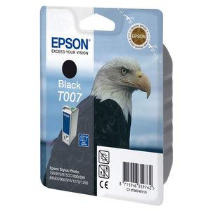 CARTUCHO EPSON T007 NEGRO * C13T00740110 MAK130172