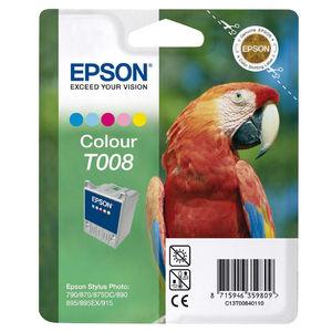 CARTUCHO EPSON T008 COLOR * C13T00840110 MAK130173