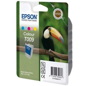 CARTUCHO EPSON T009 COLOR * C13T00940110 MAK130177